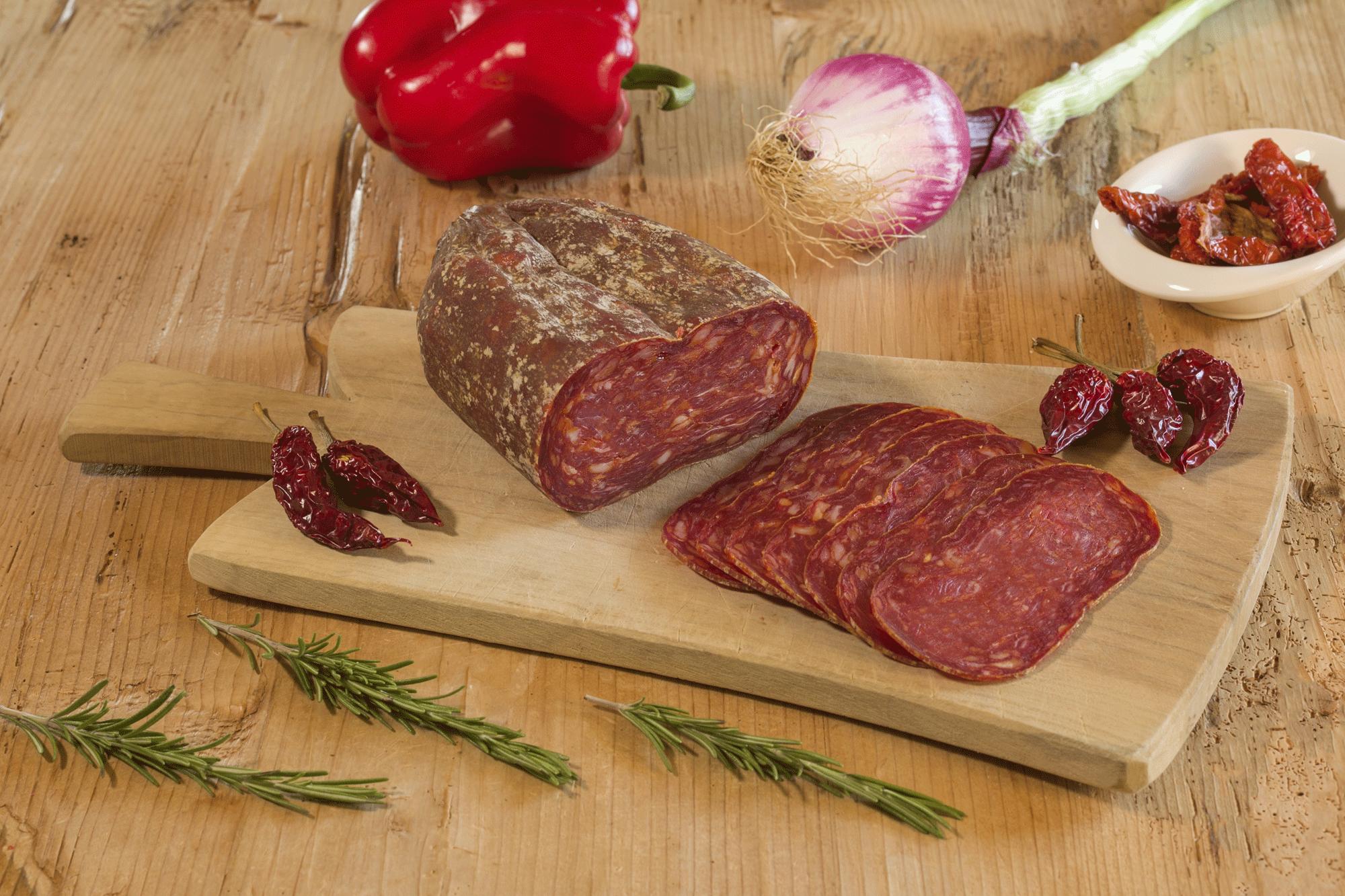 Halal Beef Schiacciata