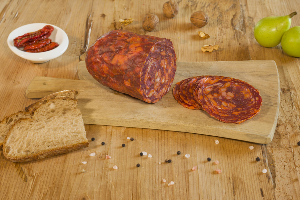 Halal Beef Ventricina