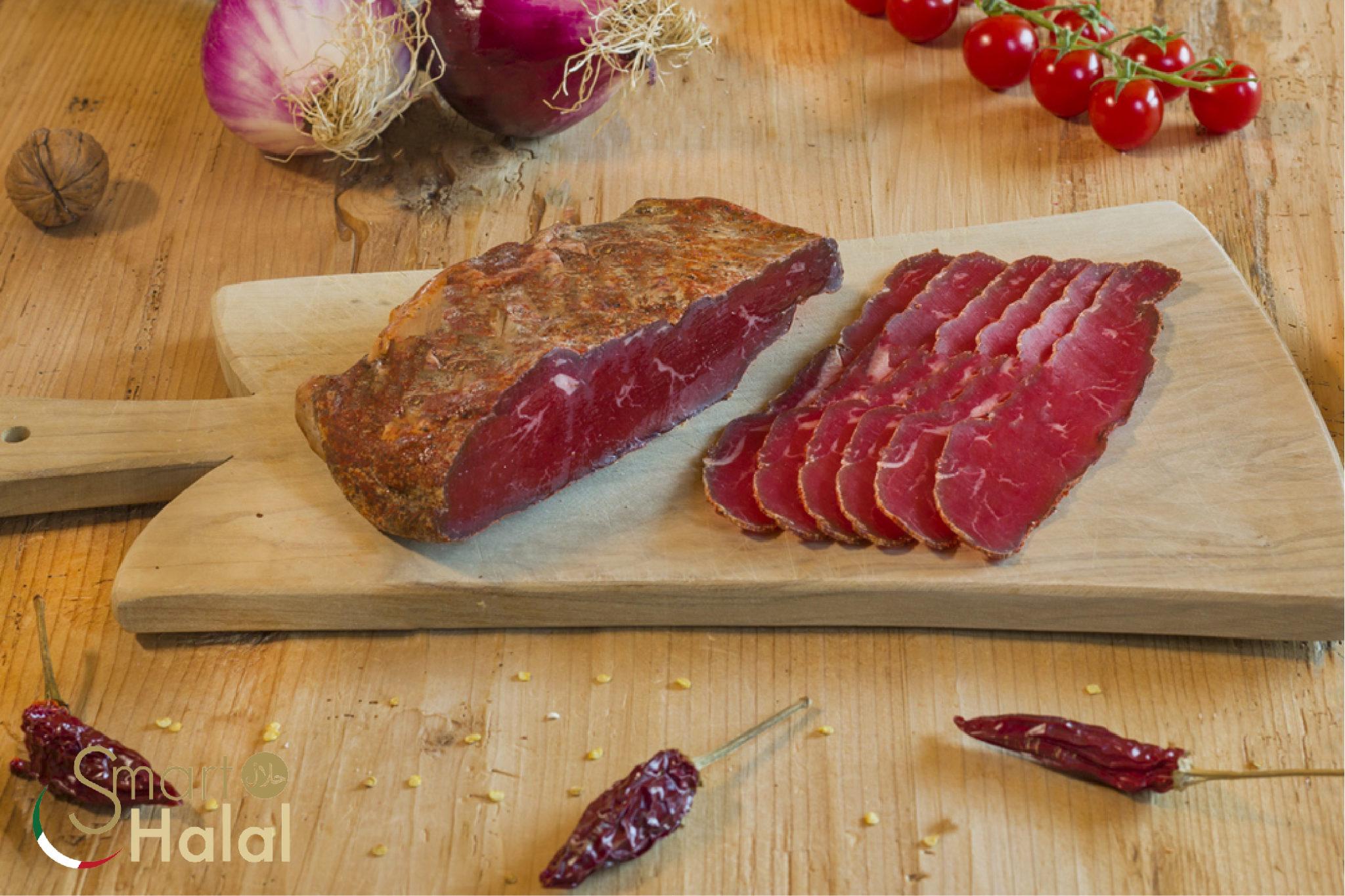 Halal Pancetta Tesa